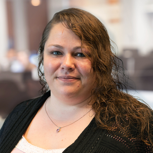 Jennie Hayes, Billing Coordinator