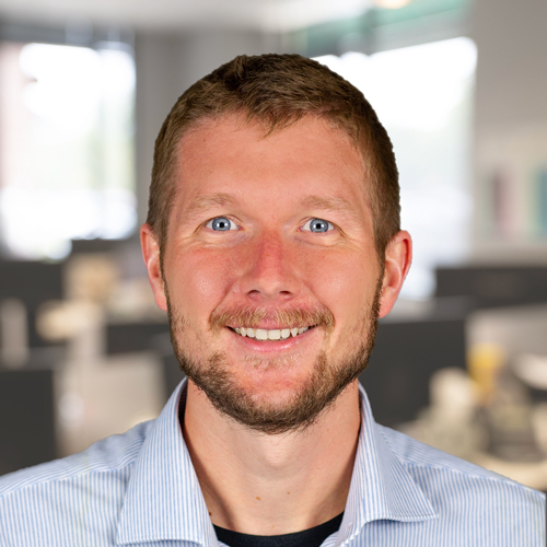 Kevin Sester, IT & Project Coordinator
