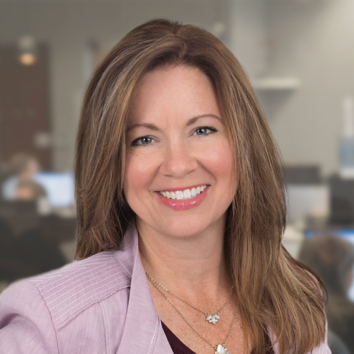 Virjean Weber, Vice President of Administration